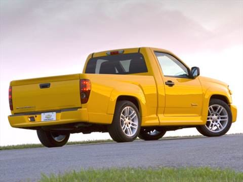 2005 chevrolet colorado regular cab Exterior