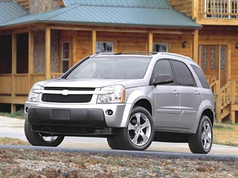 2005 chevrolet equinox pricing ratings reviews kelley blue book. Black Bedroom Furniture Sets. Home Design Ideas