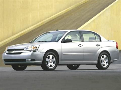 2005 Chevrolet Malibu LS Sedan 4D  photo