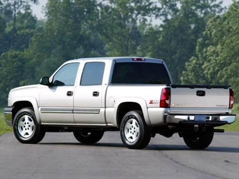 2005 Silverado 1500 >> 2005 Chevrolet Silverado 1500 Crew Cab Pricing Ratings Reviews