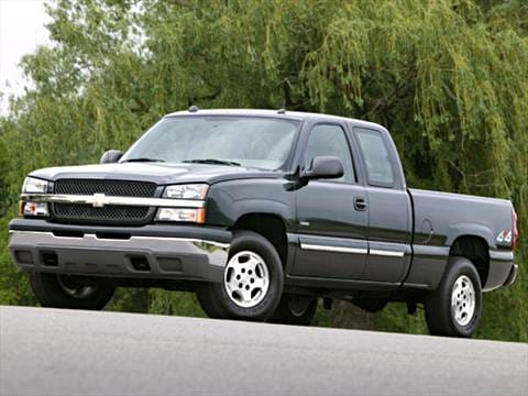2005 Chevrolet Silverado 1500 Extended Cab LT Pickup 4D 8 ft  photo