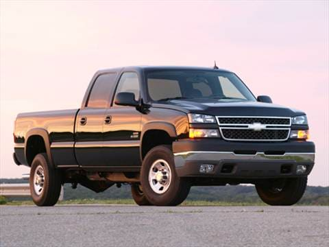 2005 Chevrolet Silverado 2500 HD Crew Cab Work Truck Pickup 4D 6 1/2 ft  photo
