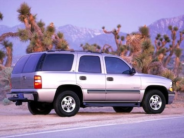 2005 Chevrolet Tahoe Pricing Ratings Amp Reviews Kelley