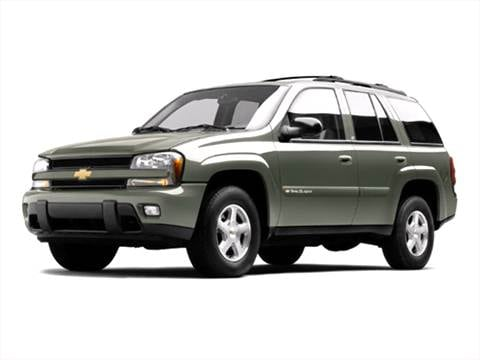 2005 Chevrolet Trailblazer Pricing Ratings Reviews Kelley Blue