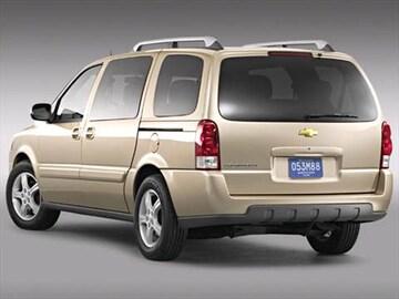 2005 Chevrolet Uplander Penger Exterior