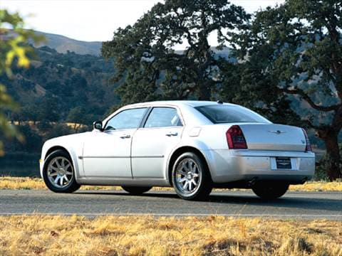 2005 chrysler 300 Exterior