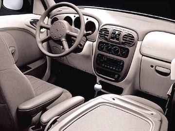 2005 Chrysler Pt Cruiser Interior