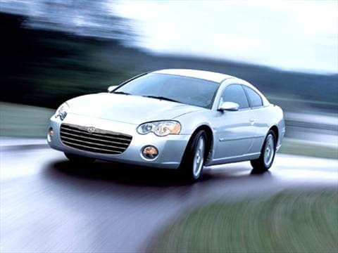 2005 Chrysler Sebring Coupe 2D  photo