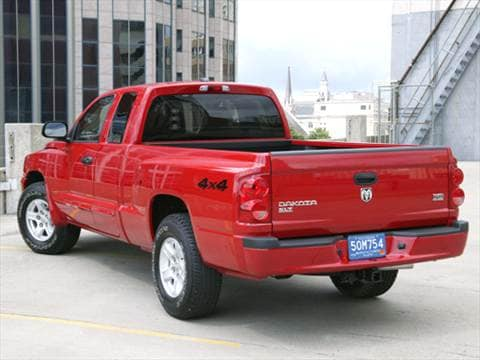 2005 dodge dakota club cab Exterior