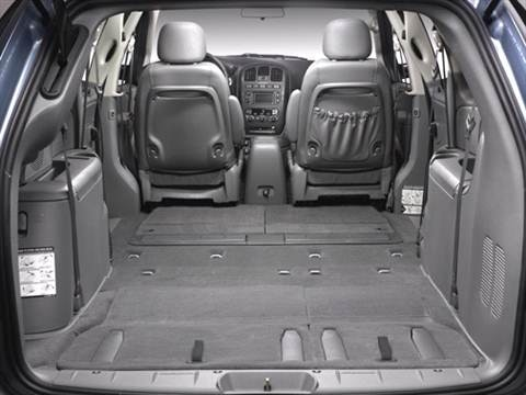 2005 dodge grand caravan passenger Interior