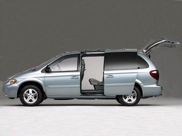 2005 Dodge Grand Caravan Penger Exterior