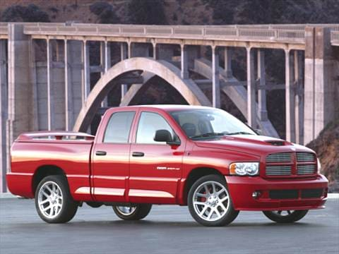 2005 Dodge Ram 1500 Quad Cab SRT-10 Pickup 4D 6 1/4 ft  photo