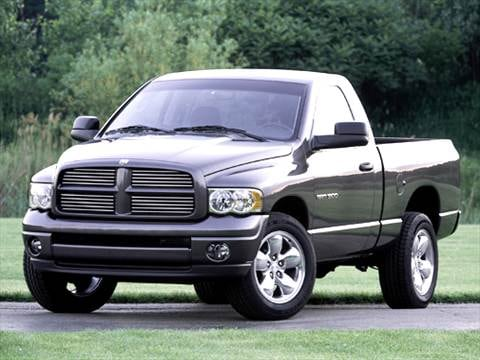 2004 dodge ram 1500 v6 towing capacity