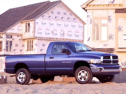 2005 dodge ram 2500 regular cab Exterior