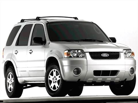 2005 ford escape pricing ratings reviews kelley blue book. Black Bedroom Furniture Sets. Home Design Ideas