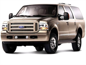 2005 ford excursion pricing ratings reviews kelley. Black Bedroom Furniture Sets. Home Design Ideas