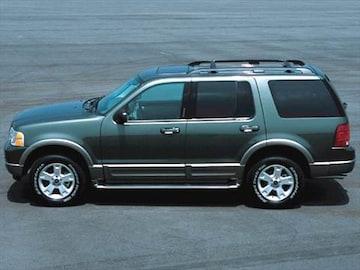 2005 ford explorer limited v8 specs