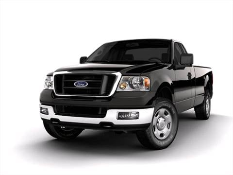 2005 ford f150 regular cab pricing ratings reviews. Black Bedroom Furniture Sets. Home Design Ideas