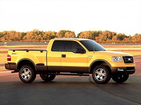 2005 ford f150 super cab pricing ratings reviews kelley blue book. Black Bedroom Furniture Sets. Home Design Ideas