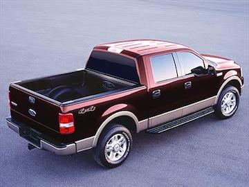 2005 ford f-150 lariat supercrew cab
