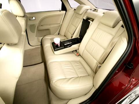 2005 ford five hundred Interior