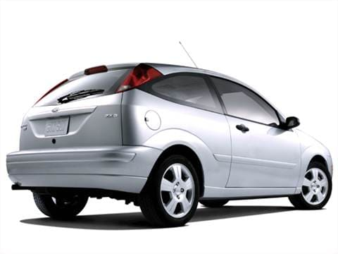 2005 Ford Focus ZX3 S Hatchback 2D  photo