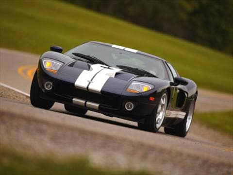 2005 ford gt Exterior