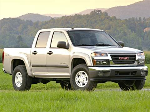 2005 gmc canyon crew cab pricing ratings reviews. Black Bedroom Furniture Sets. Home Design Ideas