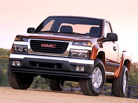 2005 gmc canyon regular cab