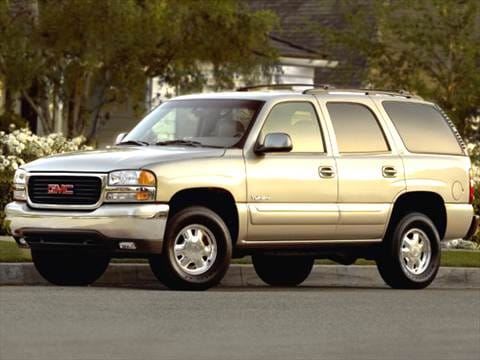 Gmc Truck For Sale >> 2005 GMC Yukon | Pricing, Ratings & Reviews | Kelley Blue Book