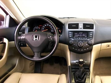2005 Honda Accord Interior