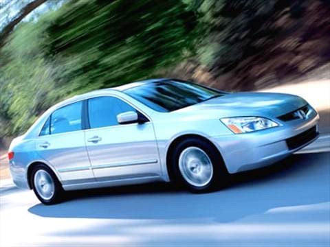 2005 Honda Accord DX Sedan 4D  photo