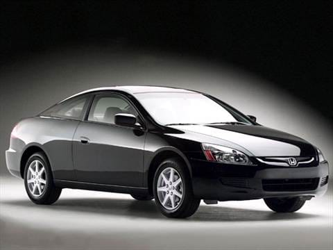 2005 Honda Accord EX Coupe 2D  photo