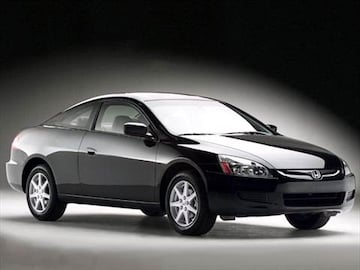 2006 honda accord v6 coupe specs