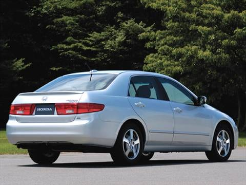 2005 Honda Accord Hybrid Sedan 4D Pictures and Videos ...