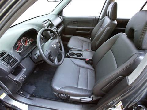 2005 Honda CR-V LX Sport Utility 4D  photo