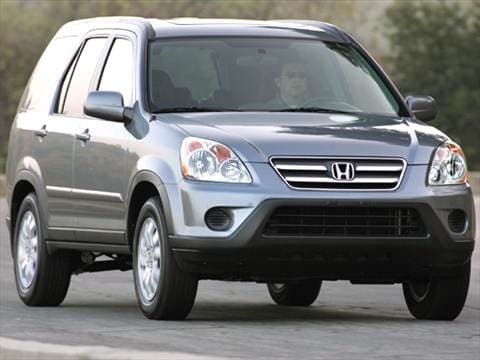 High Quality 2005 Honda Cr V. 23 MPG Combined