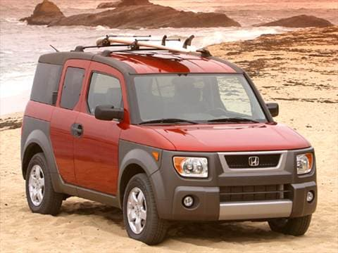 2005 Honda Element EX Sport Utility 4D  photo
