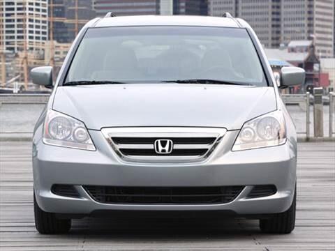 ... 2005 Honda Odyssey Exterior
