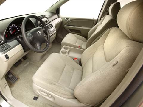 Lovely 2005 Honda Odyssey Interior ...