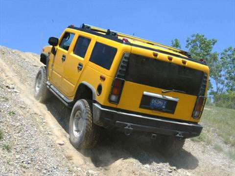 2005 hummer h2 sport utility 4d pictures and videos kelley blue book. Black Bedroom Furniture Sets. Home Design Ideas