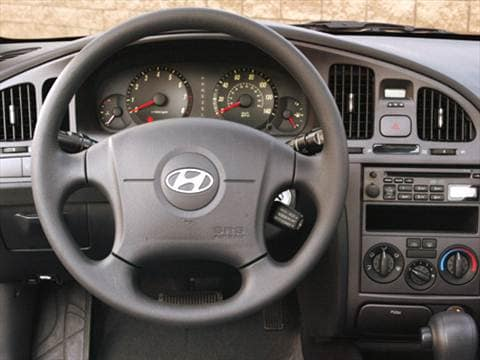 High Quality ... 2005 Hyundai Elantra Interior