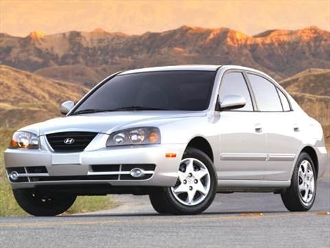 Superb 2005 Hyundai Elantra. 24 MPG Combined