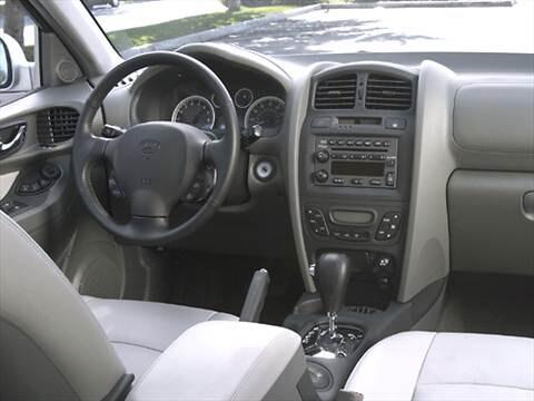 ... 2005 Hyundai Santa Fe Interior ...