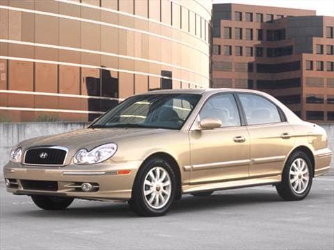 2005 Hyundai Sonata GL Sedan 4D  photo