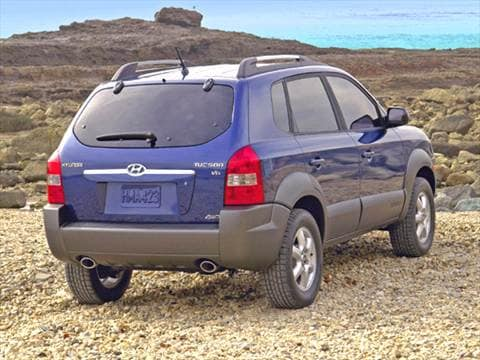 2005 Hyundai Tucson Pricing Ratings Amp Reviews Kelley
