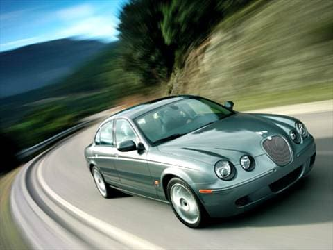 Marvelous 2005 Jaguar S Type