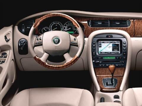 Exceptional ... 2005 Jaguar X Type Interior ...