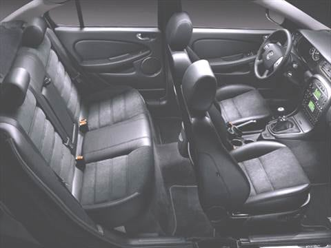2005 jaguar x type Interior