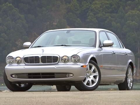 High Quality 2005 Jaguar Xj